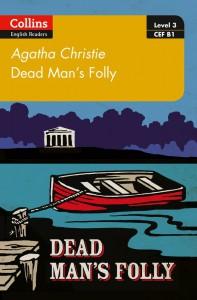 Книга Dead Man's Folly. Level 3, B1