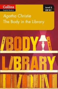 Книга The Body in the Library. Level 3, B1