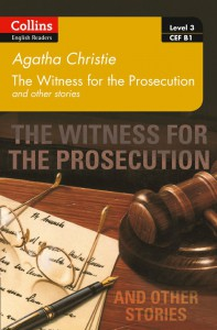 Книга Witness for the Prosecution and other stories. Level 3, B1