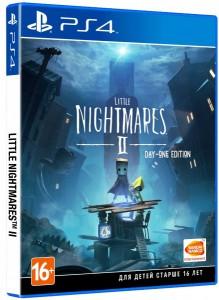игра Little Nightmares 2 Day One Edition PS4 - Русская версия