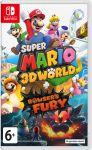 игра Super Mario 3D World + Bowser's Fury Nintendo Switch - русская версия