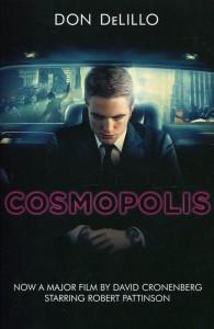 Книга Cosmopolis