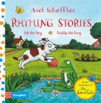 Книга Rhyming Stories: Pip the Dog and Freddy the Frog
