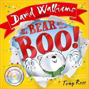 Книга The Bear Who Went Boo!