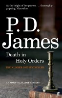 Книга Death in Holy Orders