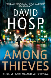 Книга Among Thieves