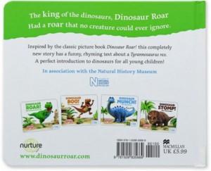 фото страниц Dinosaur Roar! The Tyrannosaurus rex #2