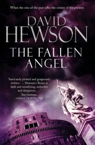 Книга The Fallen Angel