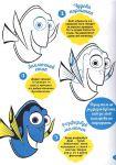 фото страниц У пошуках Дорі. Super-книжка для креативних діточок #8