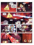 фото страниц Гравіті Фолз. Комікси. Дивногеддон #6