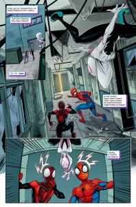 фото страниц Людина-Павук. Книга 1. Новий Початок #10