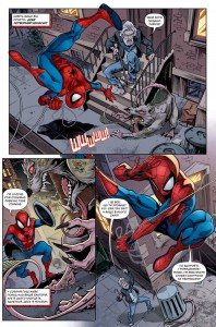 фото страниц Людина-Павук. Книга 1. Новий Початок #8