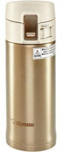 Термокружка ZOJIRUSHI SM-KHF36NL 0.36 л, цвет золото (1678.04.90)