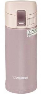 Термокружка ZOJIRUSHI SM-KHF36PT 0.36 л, цвет розовый  (1678.04.91)