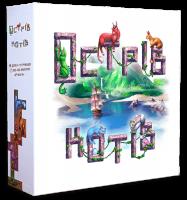 Настільна гра Geekach Games 'Острів котів'