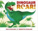 Книга Dinosaur Roar!