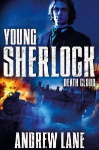 Книга Young Sherlock Holmes: Death cloud