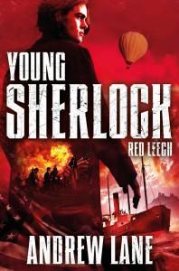 Книга Young Sherlock Holmes: Red Leech