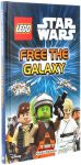Книга Lego Star Wars. Free the Galaxy