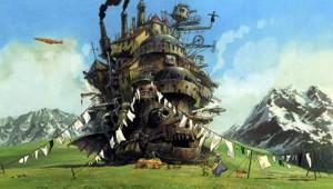 фото страниц Мандрівний замок Хаула #11