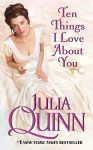 Книга Ten Things I Love About You