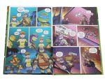 фото страниц Підлітки-мутанти Черепашки-ніндзя. Нові анімовані пригоди. Том 1 #2