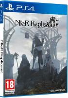 игра NieR Replicant PS4 - английская версия