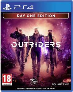 игра Outriders Day One edition PS4 - русская версия