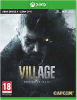 игра Resident Evil Village Xbox One - русская версия