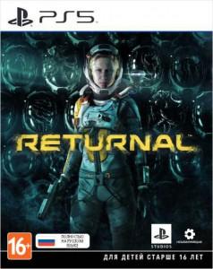 игра Returnal  PS5 - русская версия