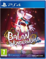игра Balan Wonderworld PS4 - русская версия (Бесплатное обновление до версии PS5)