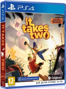 игра It Takes Two PS4 - русская версия