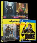 игра Cyberpunk 2077 (суперкомплект из игры для PS4 и книги)