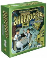 Настольная игра Hobby World 'Энергосеть. Карточная игра' (915129)