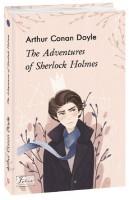 Книга The Adventures of Sherlock Holmes