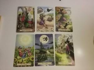 фото страниц Everyday Witch Tarot. Повседневное Таро ведьмы (78 карт и руководство) #15