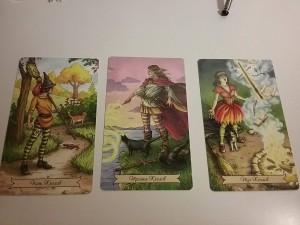 фото страниц Everyday Witch Tarot. Повседневное Таро ведьмы (78 карт и руководство) #13