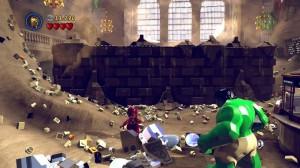 скриншот Lego Marvel Collection PS4 - Русская версия #5