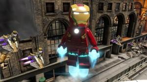 скриншот Lego Marvel Collection PS4 - Русская версия #6