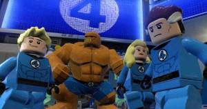 скриншот Lego Marvel Collection PS4 - Русская версия #9