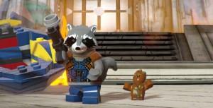 скриншот Lego Marvel Collection PS4 - Русская версия #7