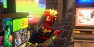 скриншот Lego Marvel Collection PS4 - Русская версия #8