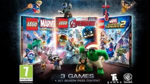 скриншот Lego Marvel Collection PS4 - Русская версия #2