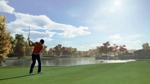 скриншот PGA Tour 2K21 PS4 #3