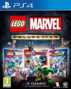 игра Lego Marvel Collection PS4 - Русская версия