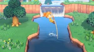 скриншот Animal Crossing New Horizons Nintendo Switch - русская версия #5