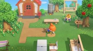 скриншот Animal Crossing New Horizons Nintendo Switch - русская версия #2