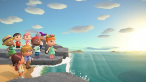скриншот Animal Crossing New Horizons Nintendo Switch - русская версия #3
