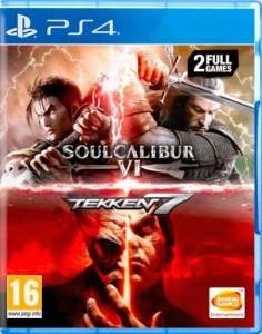 игра Комплект SoulCalibur 6 + Tekken 7 PS4 - Русская версия