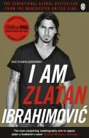 Книга I Am Zlatan Ibrahimovic